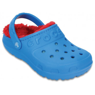16152 Crocs Hilo Lined Clog K