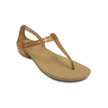 202467 Crocs Isabella T-strap - Γυναικεία