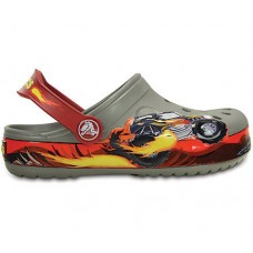 202663 Crocband Monster Truck Clog K