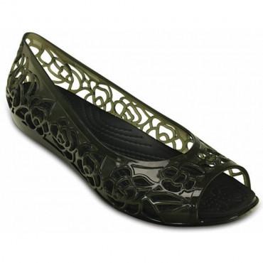 203285 Crocs Isabella Jelly Flat - Γυναικεία