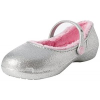 203514 Crocs Karin Sparkle Lined Clog Kids