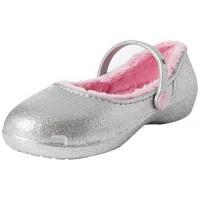 203514 Crocs Karin Sparkle Lined Clog Kids