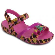 204031 Crocs Lina Lights Sandal - Παιδικά