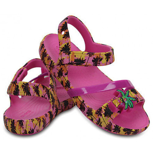 ... 204031 Crocs Lina Lights Sandal - Παιδικά dcd0d4af39b