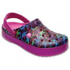 204088  Crocband Animal II Clog