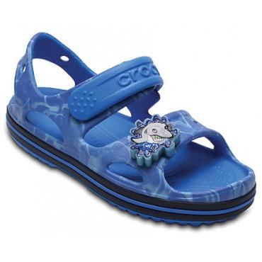 204106 Crocband II Led Sandal- Παιδικά