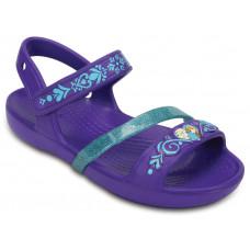 204139 Crocs Lina Frozen Sandal -Παιδικά