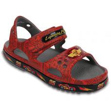 204735 Crocband II Lightning McQueen Sandal-Παιδικά