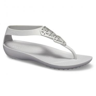 205600 Crocs Serena Embellish Flip- Γυναικεία