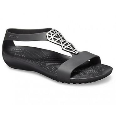205601 Crocs Serena Embellish Sndl-Γυναικεία