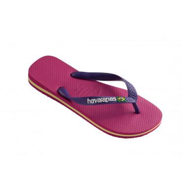 4110850.1  ROSE  Sandals Brazil Logo- Παιδικά
