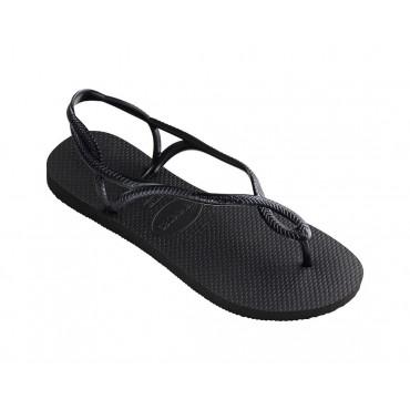 4129697 BLACK  Sandals Luna Women