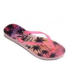 4132614 Sandals Slim Paisage -Γυναικείες