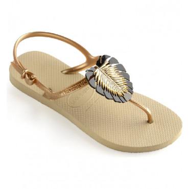 4141306 Freedom Metal Sandal