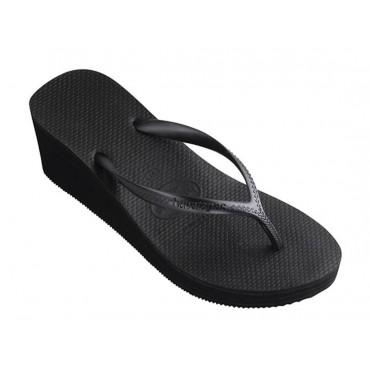 4127537  BLACK Sandals High Fashion Women