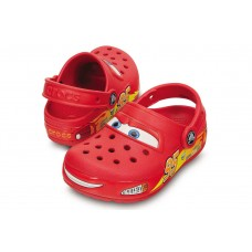 15263 CrocsLights Cars Clog