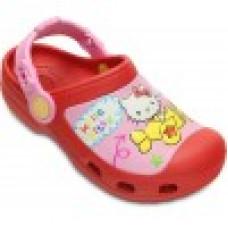 15871 CC Hello Kitty Plane Clog EU