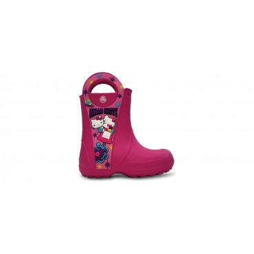 12947 Hello Kitty Canty Blast Rainboot Kids