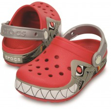 15362 CrocsLights Robo Shark Clog PS