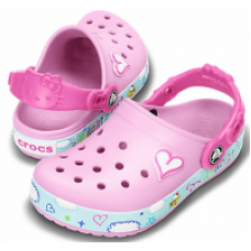 16089 CB Hello Kitty Plane Clog EU