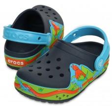 16191 CrocsLights Dinosaur Clog PS